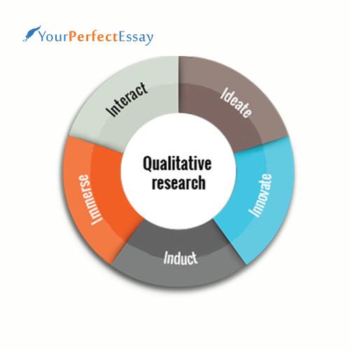 Qualitative Research Ideas Diagram