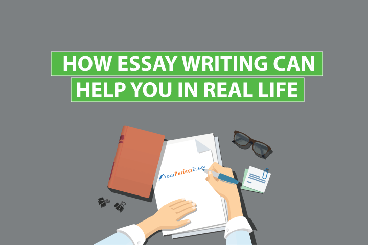 Can essay writing help you in real life ?