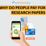 Why pay for research papers